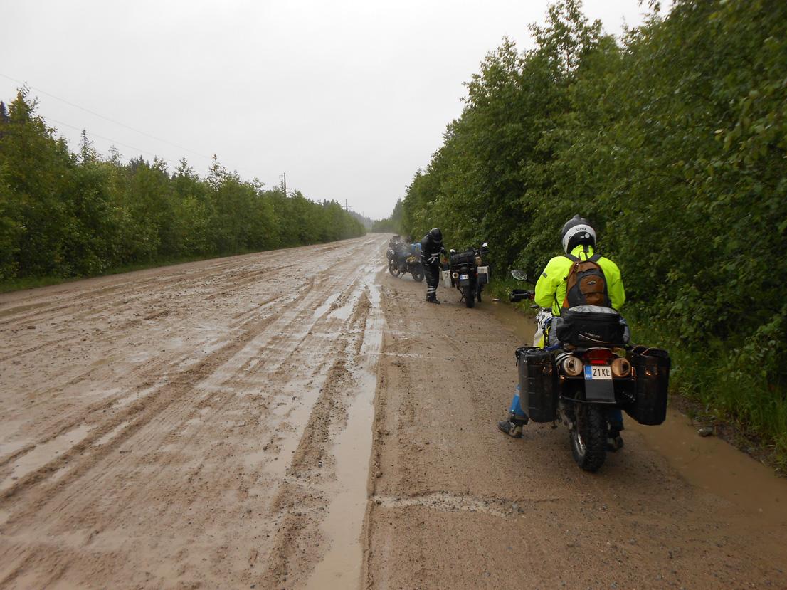 Kargopoli maantee