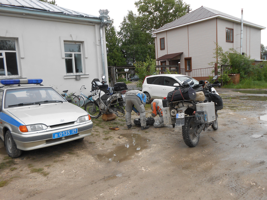 Politsei parklas