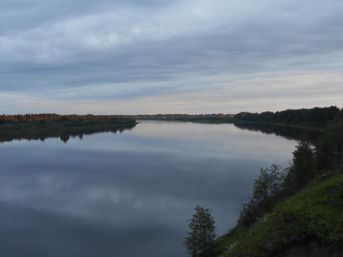Jõekaldal